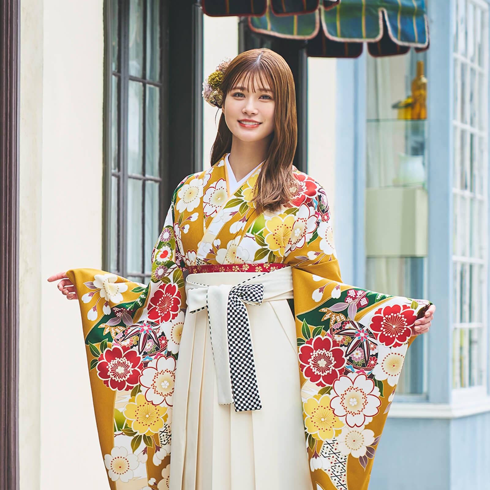 みんなで着ようよ、袴は鈴乃屋。 SUZUNOYA HAKAMA COLLECTION 2022